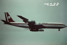 tassさんが、ロンドン・ガトウィック空港で撮影したAir Gambia 707-323Bの航空フォト(飛行機 写真・画像)