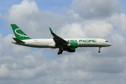 ゆう.さんが、成田国際空港で撮影したアジア・パシフィック・エアラインズ 757-29J(PCF)の航空フォト(飛行機 写真・画像)