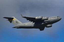 航空フォト:05-5150 アメリカ空軍 C-17