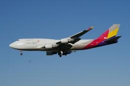 航空フォト:HL7417 アシアナ航空 747-400