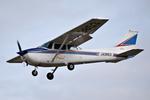もんもんさんが、名古屋飛行場で撮影した北陸航空 172M Ramの航空フォト(写真)