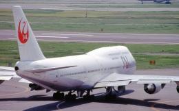 LEVEL789さんが、羽田空港で撮影した日本航空 747-446Dの航空フォト(飛行機 写真・画像)