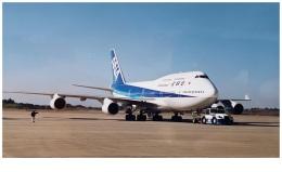 KOMAKIYAMAさんが、成田国際空港で撮影した全日空 747-481の航空フォト(飛行機 写真・画像)
