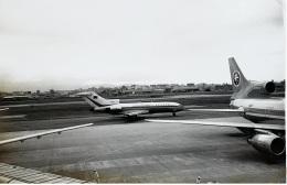 KOMAKIYAMAさんが、福岡空港で撮影したチャイナエアライン 727-109の航空フォト(飛行機 写真・画像)