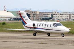 なごやんさんが、名古屋飛行場で撮影したダイヤモンド・エア・サービス MU-300の航空フォト(飛行機 写真・画像)