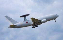 SAM01さんが、浜松基地で撮影した航空自衛隊 E-767 (767-27C/ER)の航空フォト(飛行機 写真・画像)