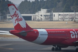 エルさんが、成田国際空港で撮影したタイ・エアアジア・エックス A330-343Xの航空フォト(飛行機 写真・画像)