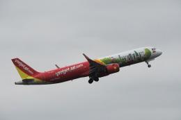 エルさんが、成田国際空港で撮影したベトジェットエア A321-271Nの航空フォト(飛行機 写真・画像)