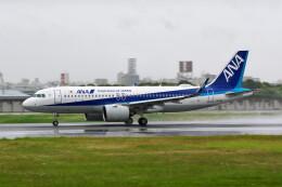 @たかひろさんが、伊丹空港で撮影した全日空 A320-271Nの航空フォト(飛行機 写真・画像)
