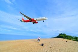Hiro Satoさんが、プーケット国際空港で撮影したタイ・ベトジェットエア A321-211の航空フォト(飛行機 写真・画像)