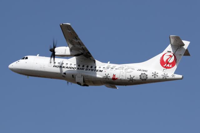 航空フォト:JA11HC 北海道エアシステム