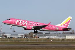航空フォト:JA03FJ フジドリームエアラインズ E175