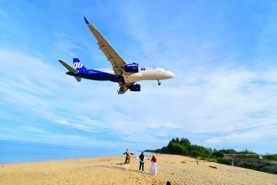 Hiro Satoさんのゴーエア Airbus A320neo (VT-WJD) 航空フォト