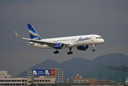 tsubameさんが、福岡空港で撮影したヤクティア・エア 757-23Nの航空フォト(飛行機 写真・画像)