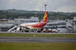 E-75さんが、函館空港で撮影した香港航空 A330-343Xの航空フォト(飛行機 写真・画像)