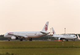 Cygnus00さんが、新千歳空港で撮影したキャセイドラゴン A321-231の航空フォト(飛行機 写真・画像)