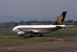 LEVEL789さんが、仙台空港で撮影したシンガポール航空 A310-324の航空フォト(飛行機 写真・画像)