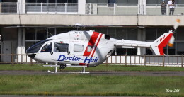 RINA-281さんが、福井空港で撮影したセントラルヘリコプターサービス BK117C-2の航空フォト(飛行機 写真・画像)