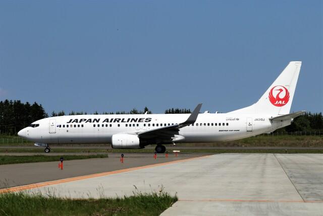 帯広空港 - Obihiro Airport [OBO/RJCB]で撮影された帯広空港 - Obihiro Airport [OBO/RJCB]の航空機写真(フォト・画像)