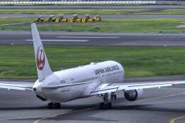 fukucyanさんが、羽田空港で撮影した日本航空 767-346/ERの航空フォト(飛行機 写真・画像)
