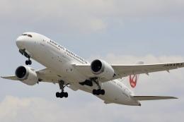 航空フォト:JA849J 日本航空 787-8 Dreamliner