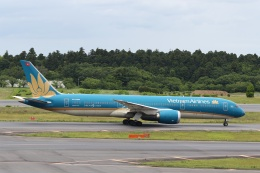 宮崎 育男さんが、成田国際空港で撮影したベトナム航空 787-9の航空フォト(飛行機 写真・画像)