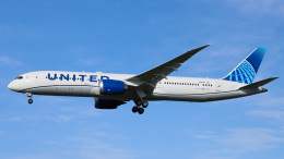 Bluewingさんが、成田国際空港で撮影したユナイテッド航空 787-9の航空フォト(飛行機 写真・画像)