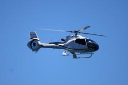 senbaさんが、神奈川県横須賀市・観音崎灯台で撮影したオートパンサー EC130B4の航空フォト(飛行機 写真・画像)