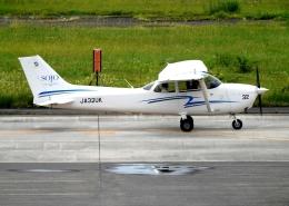 SFJ_capさんが、熊本空港で撮影した崇城大学 172S Skyhawk SPの航空フォト(飛行機 写真・画像)
