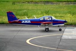 SFJ_capさんが、熊本空港で撮影した日本個人所有 FA-200-180 Aero Subaruの航空フォト(飛行機 写真・画像)