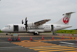 SFJ_capさんが、天草飛行場で撮影した日本エアコミューター ATR-42-600の航空フォト(飛行機 写真・画像)