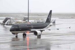 Re4/4さんが、中部国際空港で撮影したスターフライヤー A320-214の航空フォト(飛行機 写真・画像)
