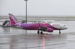 Re4/4さんが、中部国際空港で撮影したピーチ A320-214の航空フォト(飛行機 写真・画像)
