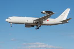 Y-Kenzoさんが、浜松基地で撮影した航空自衛隊 E-767 (767-27C/ER)の航空フォト(飛行機 写真・画像)