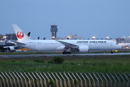 airdrugさんが、成田国際空港で撮影した日本航空 787-9の航空フォト(飛行機 写真・画像)