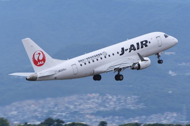 航空フォト:JA228J ジェイエア