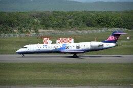 Re4/4さんが、新千歳空港で撮影したアイベックスエアラインズ CL-600-2C10(CRJ-702ER)の航空フォト(飛行機 写真・画像)