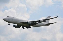 LEGACY-747さんが、成田国際空港で撮影したアトラス航空 747-4KZF/SCDの航空フォト(飛行機 写真・画像)
