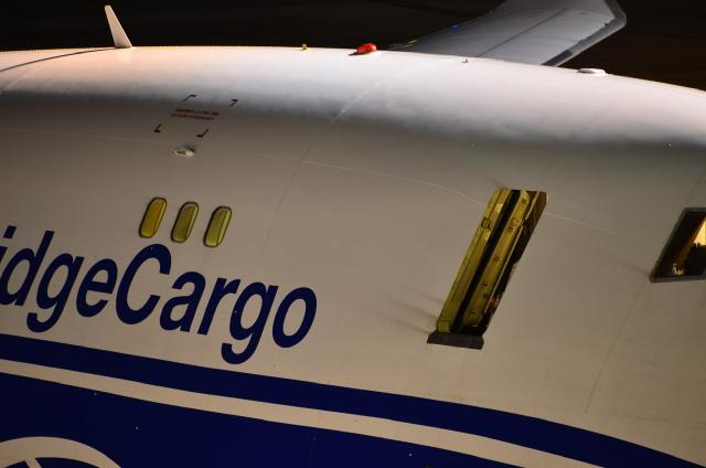 チョロ太さんが、成田国際空港で撮影したエアブリッジ・カーゴ・エアラインズ 747-8HVF(SCD)の航空フォト(飛行機 写真・画像)
