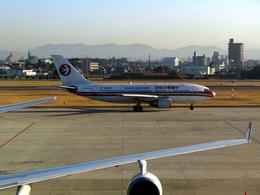 メニSさんが、名古屋飛行場で撮影した中国東方航空 A310-222の航空フォト(飛行機 写真・画像)