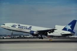 ゴンタさんが、マッカラン国際空港で撮影したエア・トランザットの航空フォト(飛行機 写真・画像)