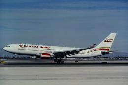 ゴンタさんが、マッカラン国際空港で撮影したカナダ3000 A330-202の航空フォト(飛行機 写真・画像)
