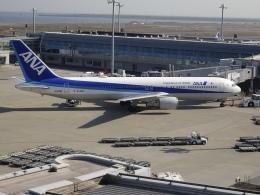 STAR711Aさんが、羽田空港で撮影した全日空 767-381/ERの航空フォト(飛行機 写真・画像)