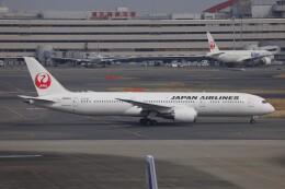 OS52さんが、羽田空港で撮影した日本航空 787-9の航空フォト(飛行機 写真・画像)