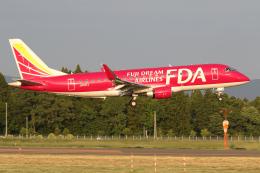 航空フォト:JA14FJ フジドリームエアラインズ E175