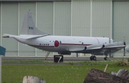チャレンジャーさんが、厚木飛行場で撮影した海上自衛隊 UP-3Cの航空フォト(飛行機 写真・画像)