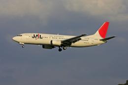 tsubameさんが、福岡空港で撮影したJALエクスプレス 737-446の航空フォト(飛行機 写真・画像)