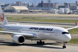 航空フォト:JA04XJ 日本航空 A350-900