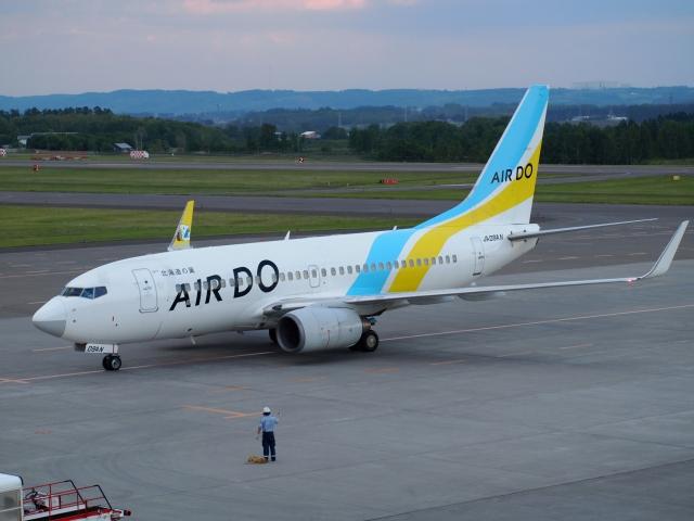 女満別空港 - Memambetsu Airport [MMB/RJCM]で撮影された女満別空港 - Memambetsu Airport [MMB/RJCM]の航空機写真(フォト・画像)