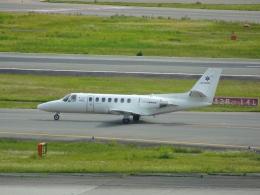 TOY2011さんが、伊丹空港で撮影した中日本航空 560 Citation Vの航空フォト(飛行機 写真・画像)